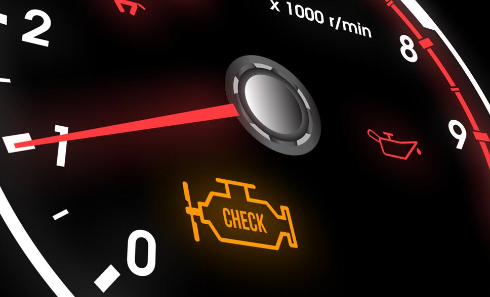 what causes the speedometer to stop working