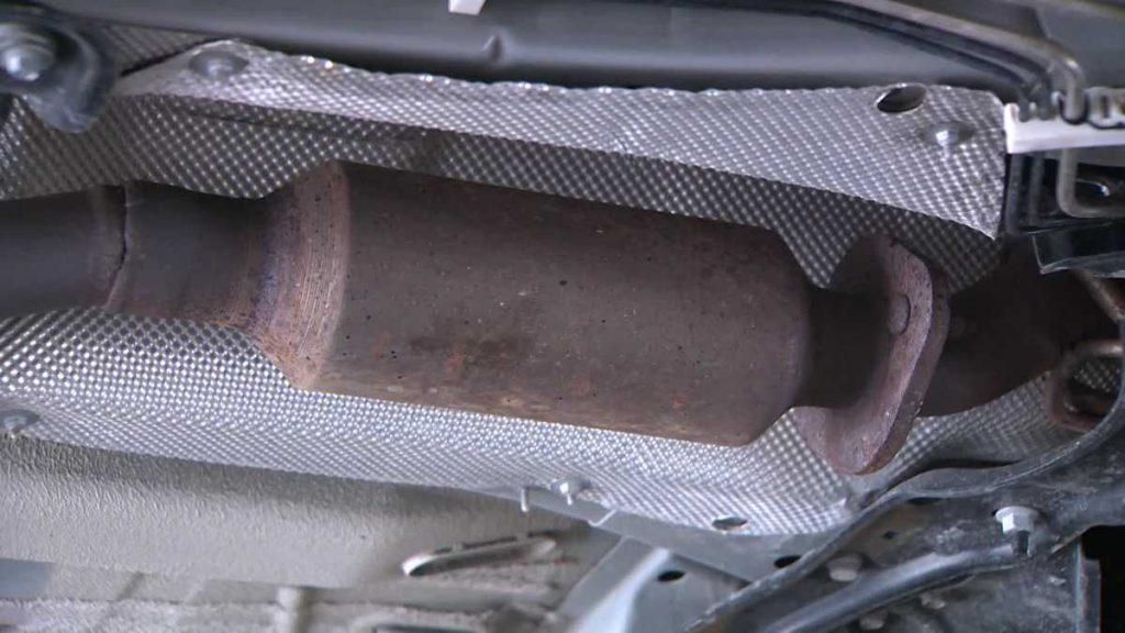 How to Clean Catalytic Converter without Removing it