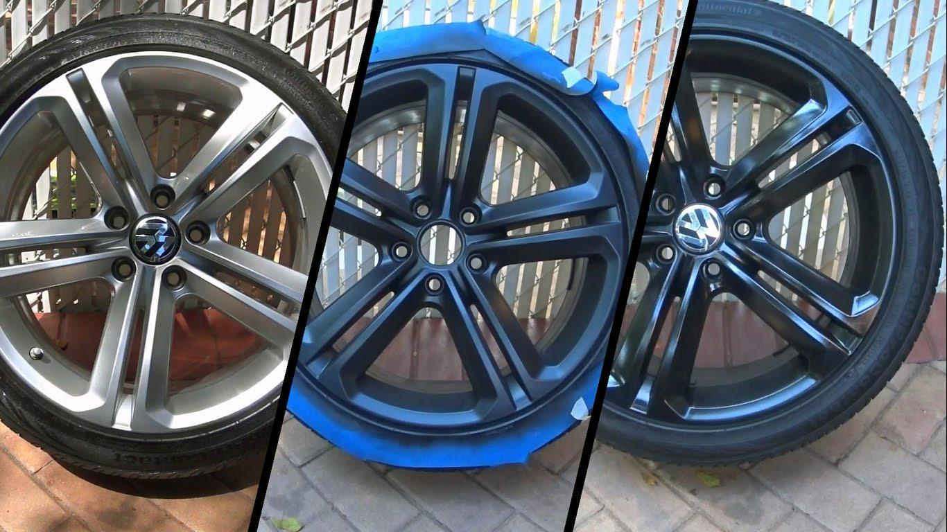 How To Remove Plasti Dip From Your Rims? - CAR FROM JAPAN