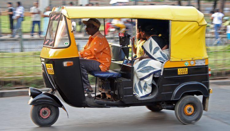 autorickshaw drivers