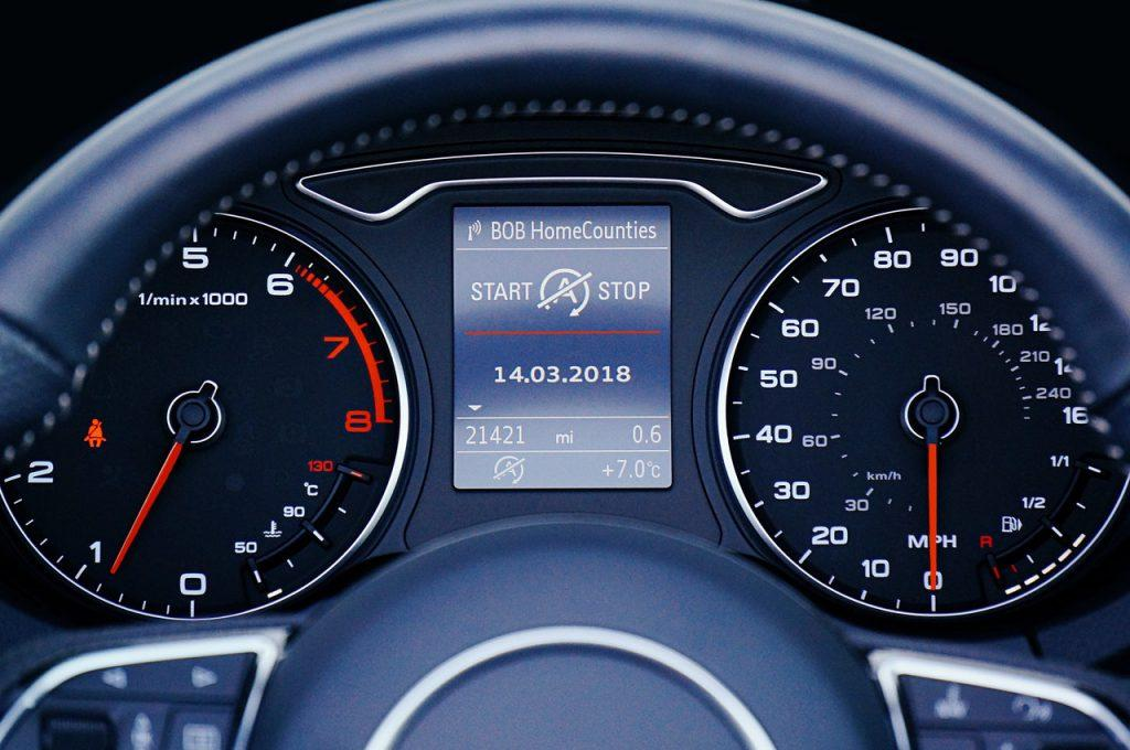 know more about cars with digital speedometer