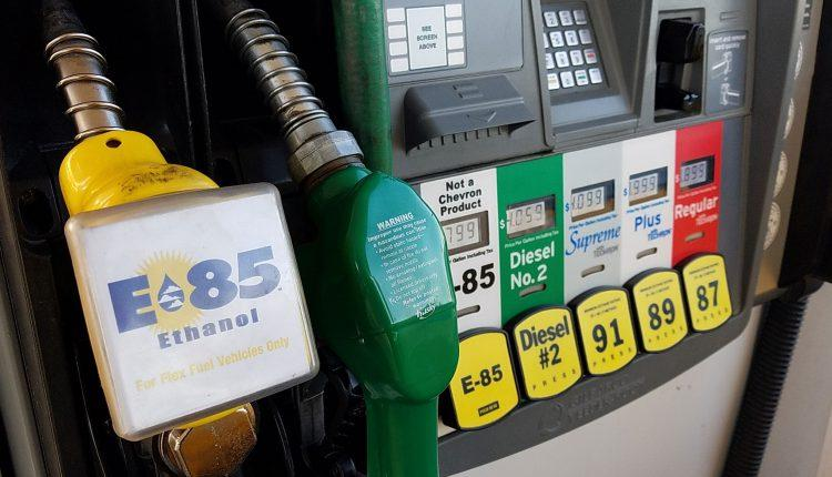 What Is E85 >> Why Does E85 Make More Power Than Gasoline