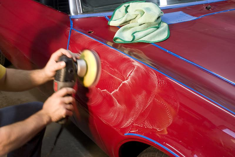 How To Buff A Car >> How To Buff A Car The Secret Of Making The Car Shiny Again Car