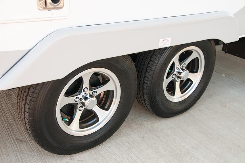 buying trailer tires