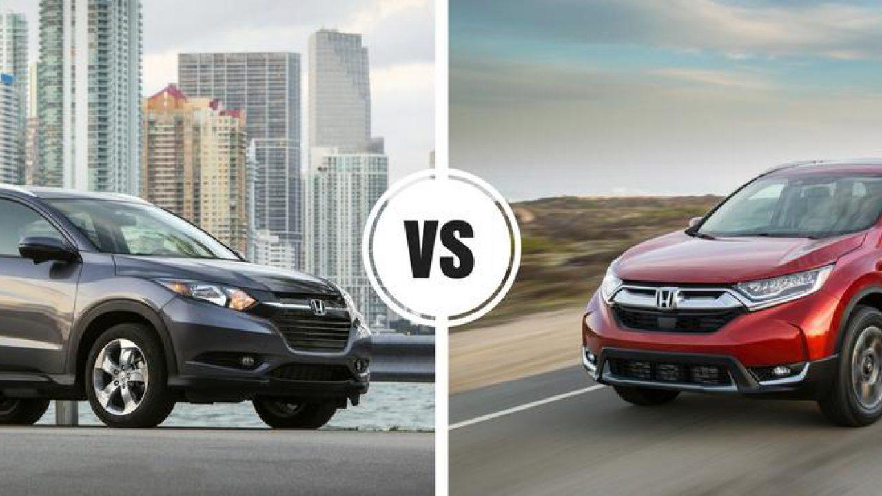 Honda Hrv Vs Crv >> Honda Hr V Vs Cr V Which One Is The Perfect Crossover Car From Japan