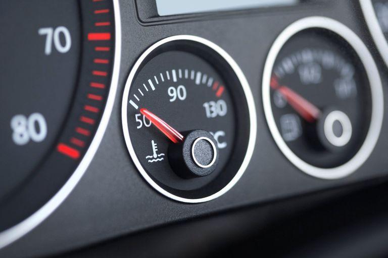 fuel gauge reading incorrectly