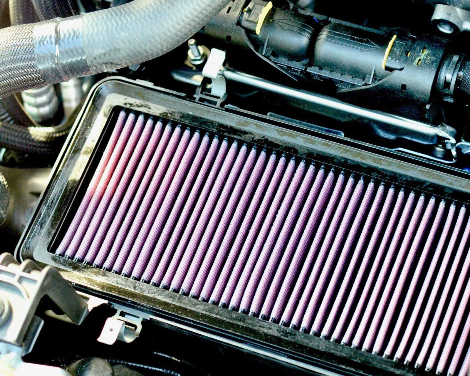 k&N air filter- what is it and why your car needs it?