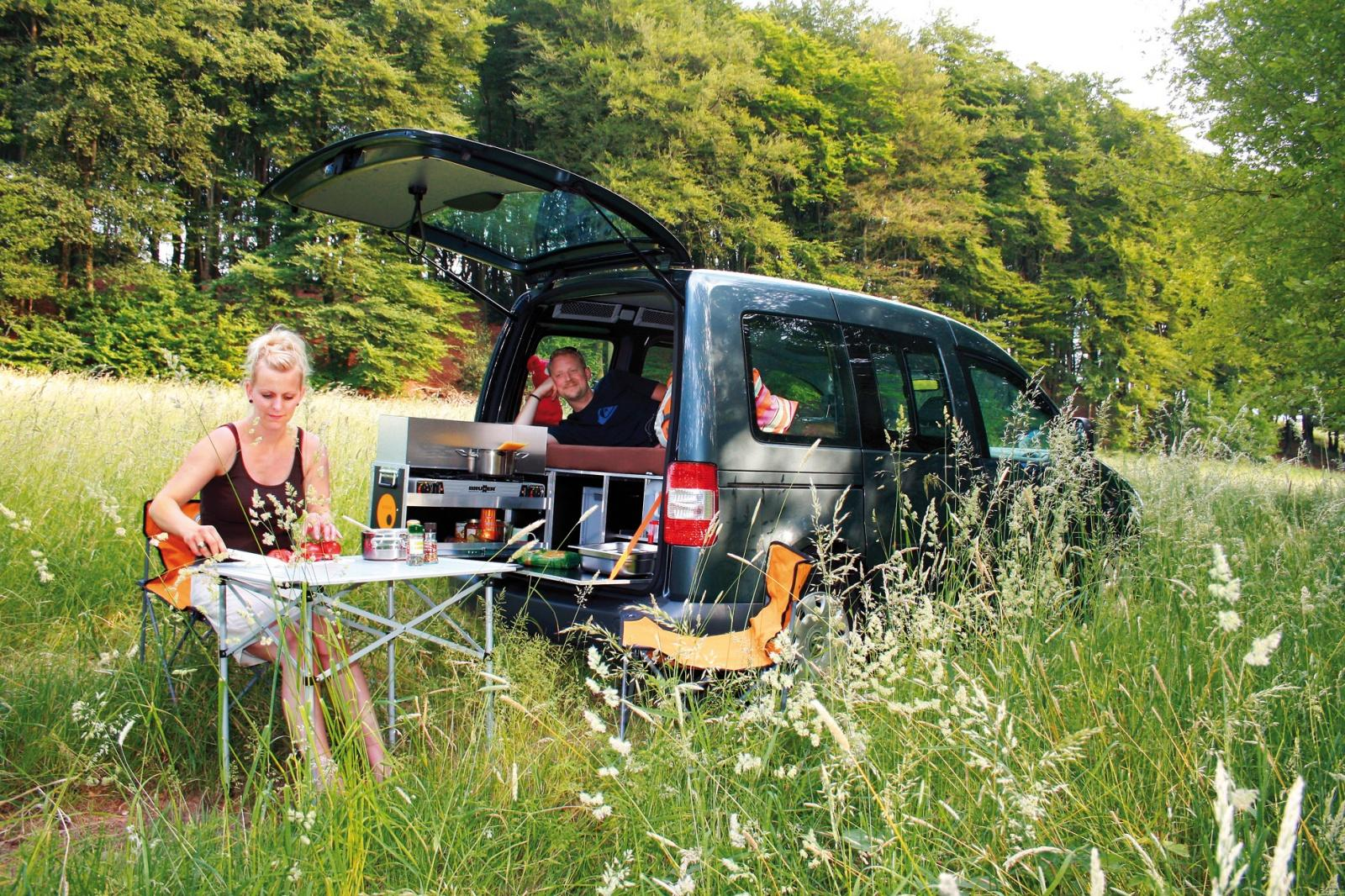 turn your car into a camper - the best way to do it