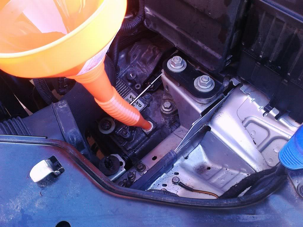 how often should transmission fluid be changed