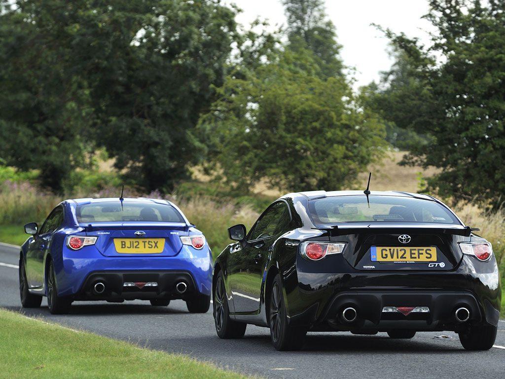 Subaru and Toyota Manufacture same car- Why and how