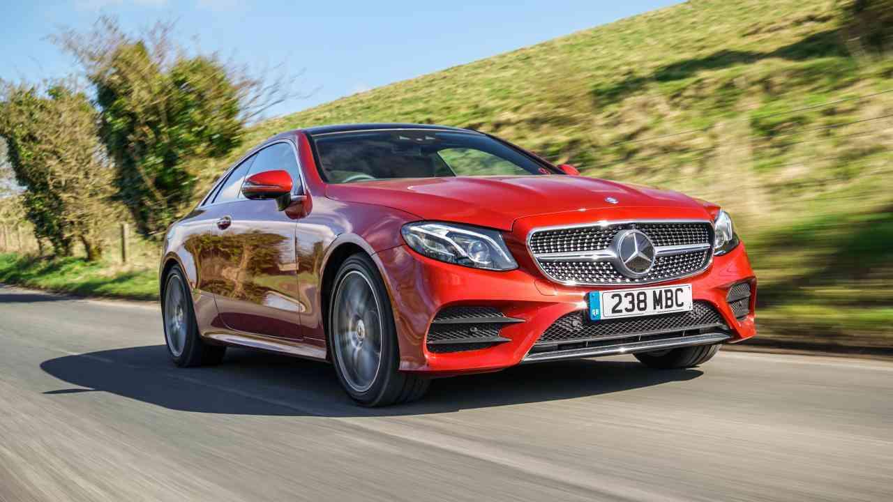 Mercedes Benz Classes Describing The Categories Car From Japan