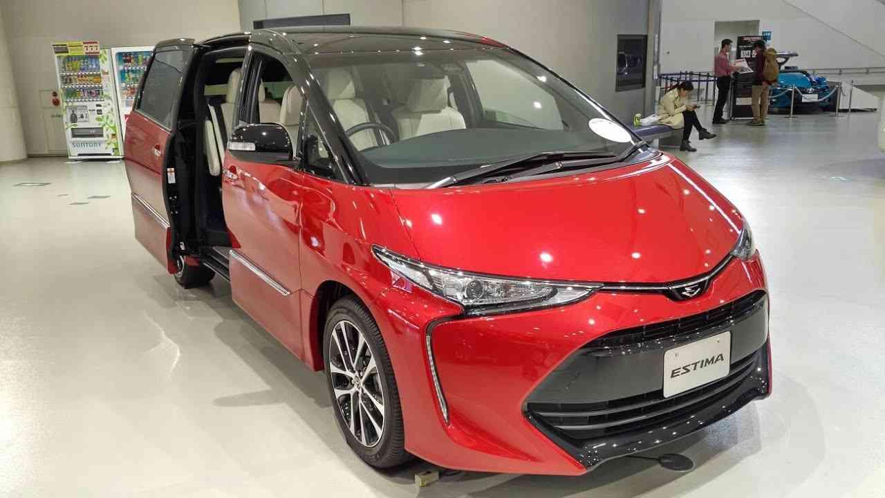 Kelebihan Toyota Previa 2018 Review