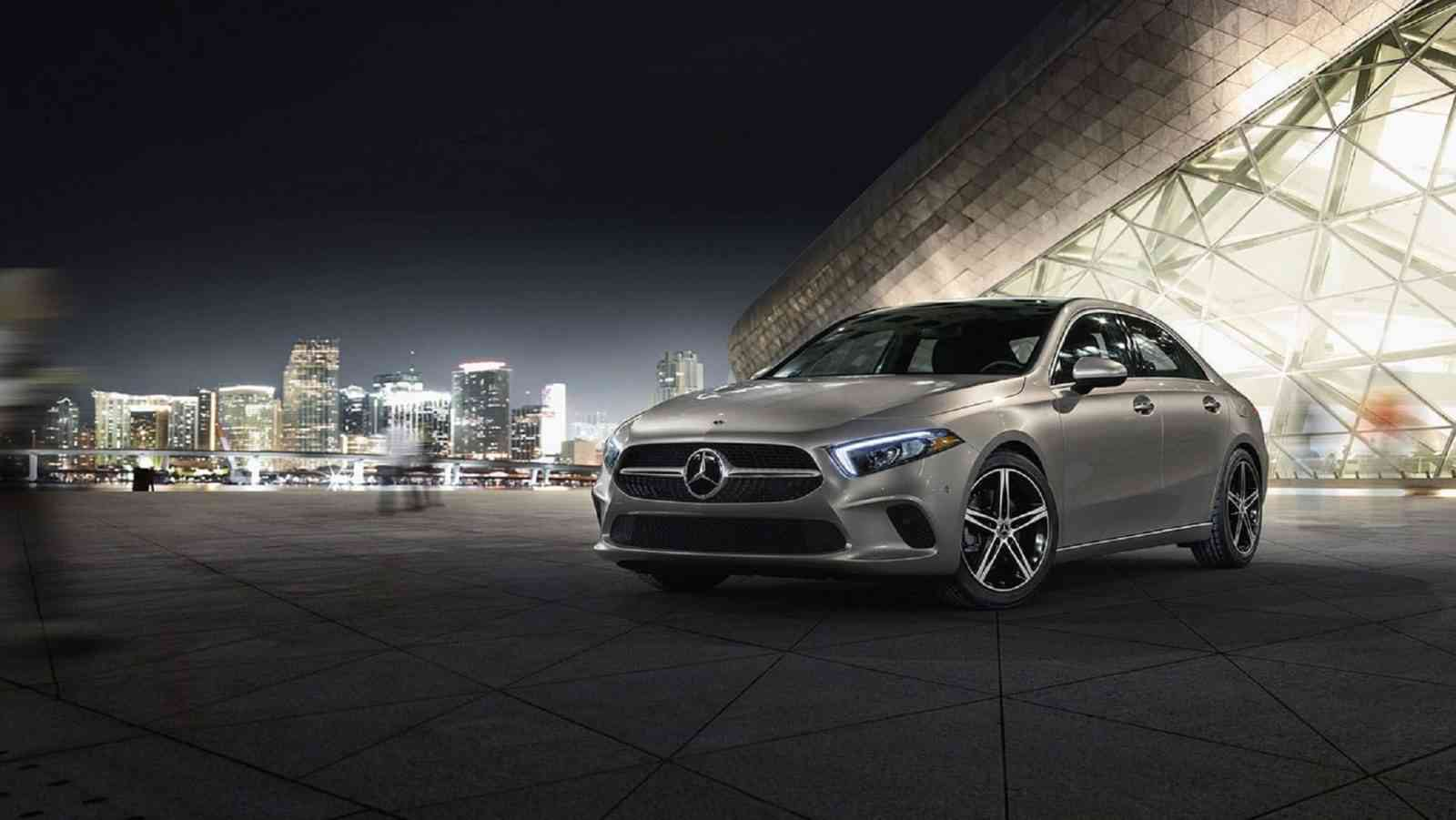Mercedes Benz classes- pay attention to the list