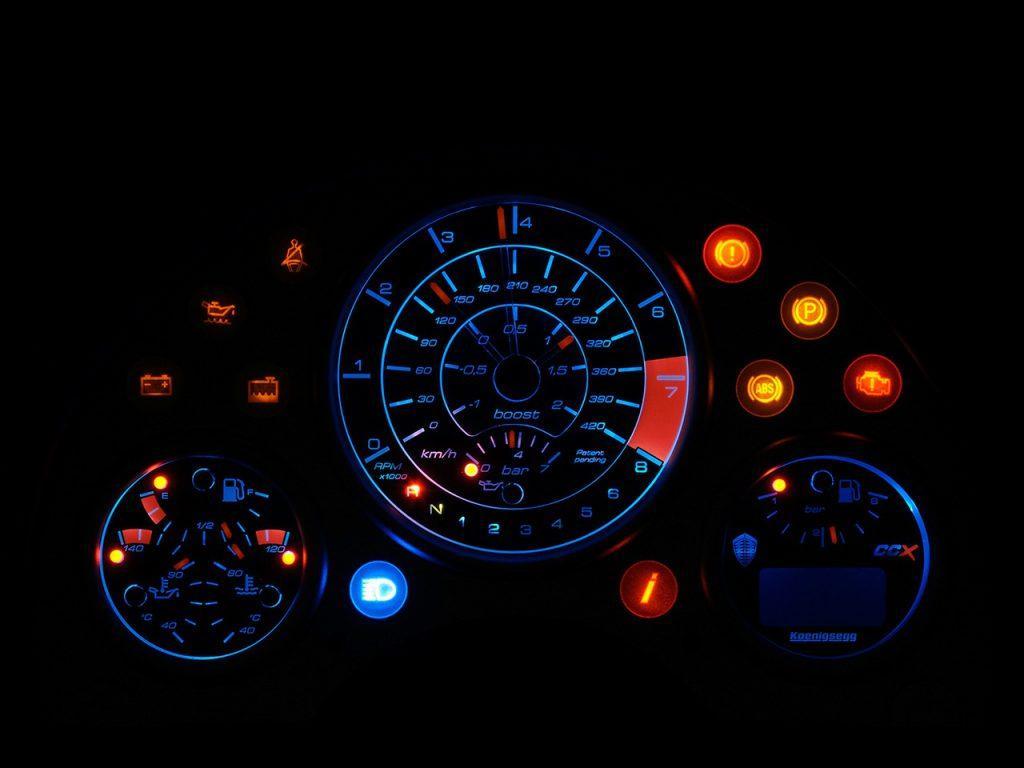 Car Manufacturers Dont Use Digital Display To Show Speed - The Samurai Way