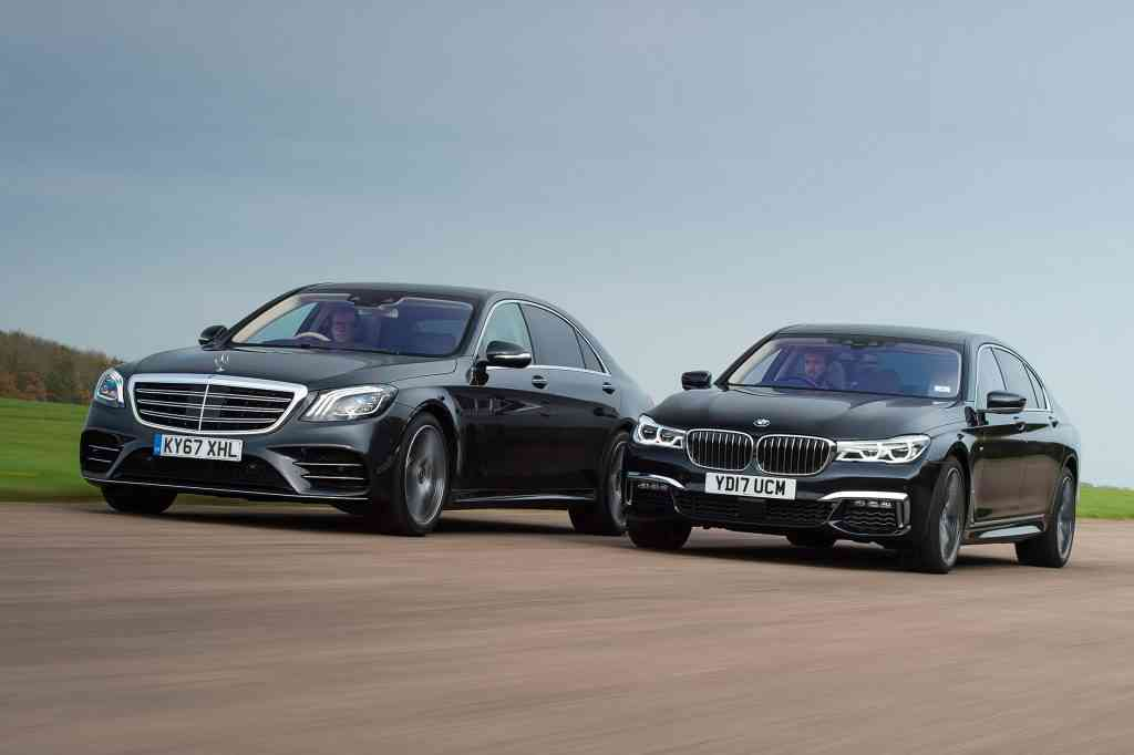 BMW Vs Mercedes: The Battle Of Luxury Brands
