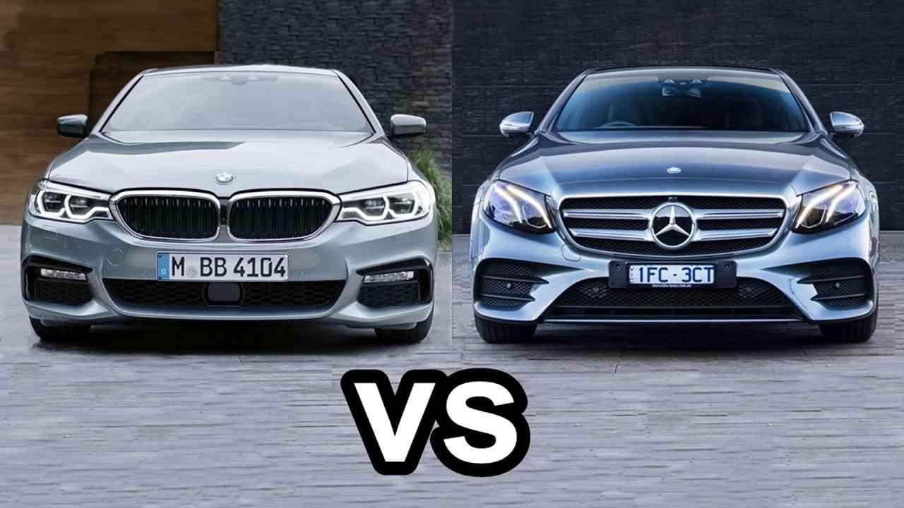 Bmw Vs Mercedes The Battle Of Luxury Brands