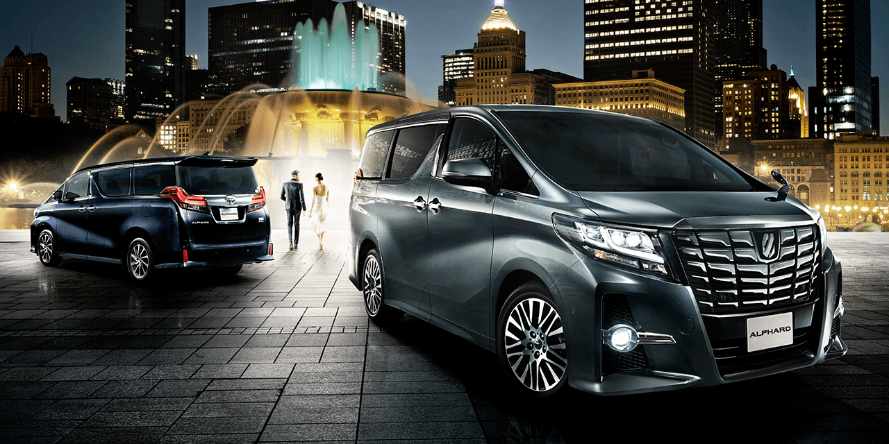 Toyota Vellfire vs. Alphard- the guide to read now
