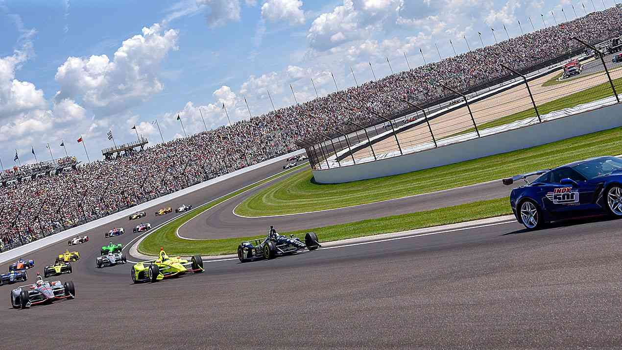 Indy car vs. Formula 1- exactly what you should know about it