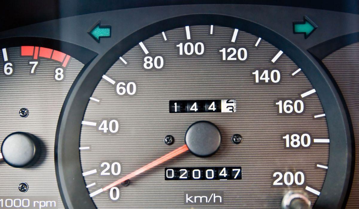 reset mileage on car