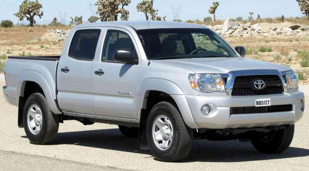 Know Here Toyota Tacoma Frame Recall History