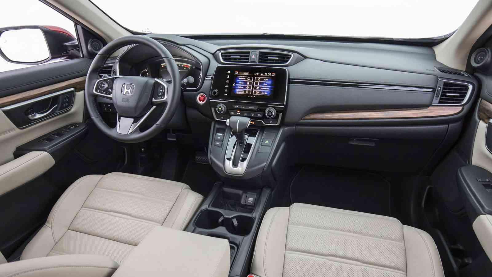 Honda CRV model comparison- the guide