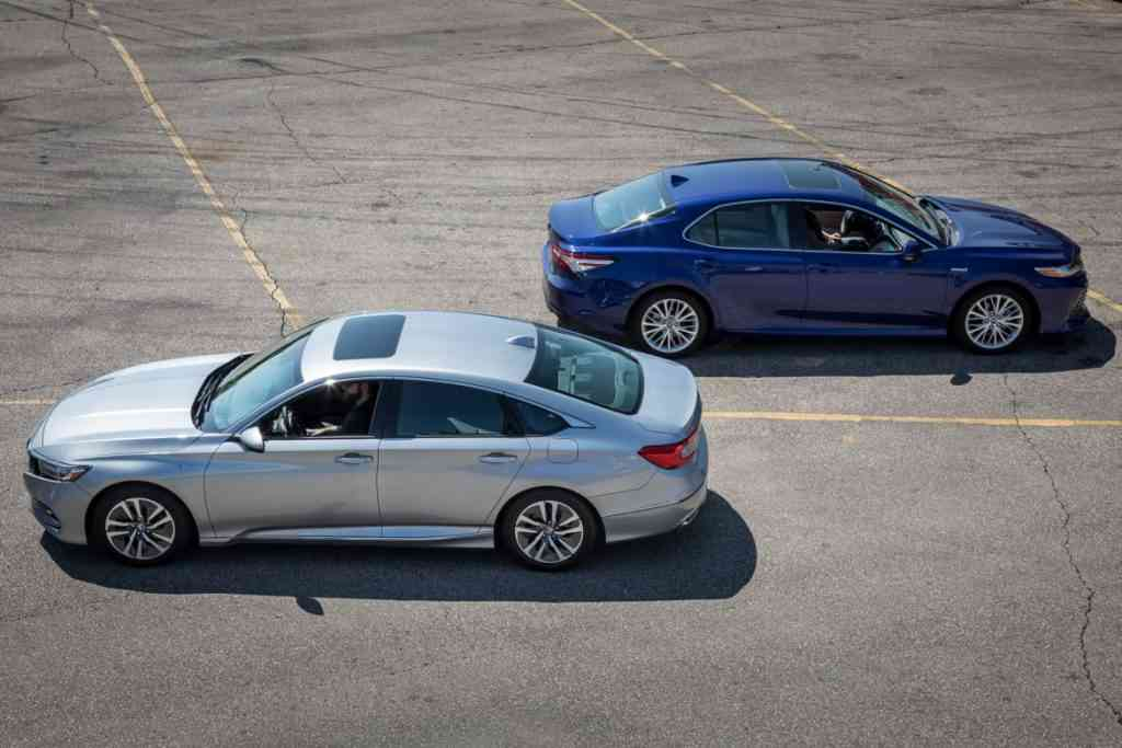 Camry hybrid vs Accord hybrid: The differences uncovered