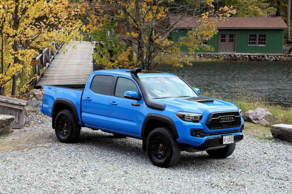 What You Need to Know About Toyota Tacoma Frame Recall History
