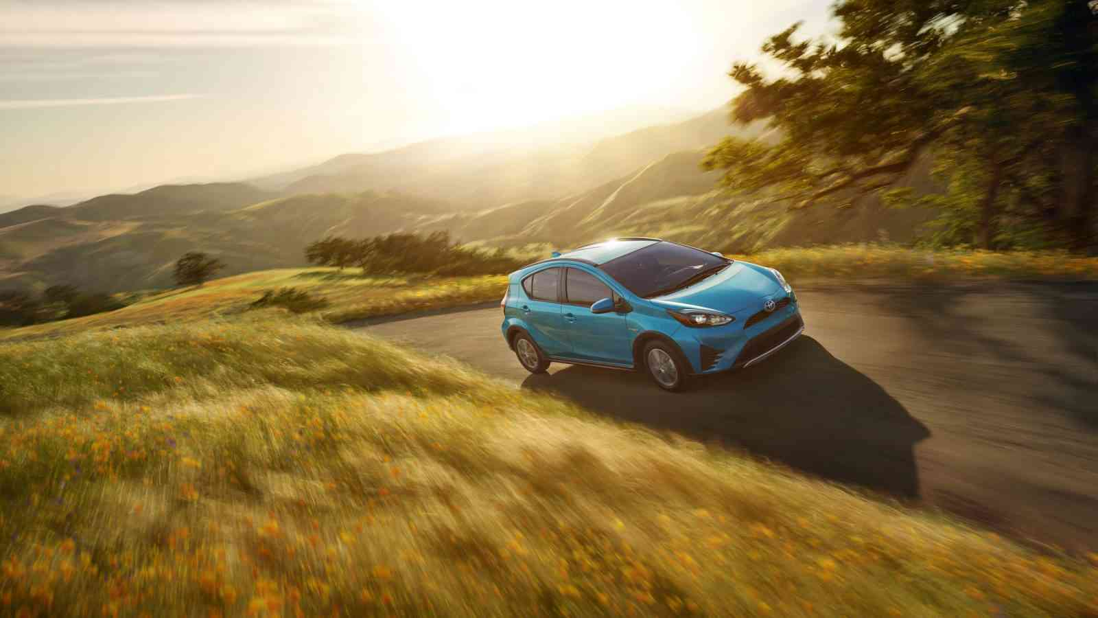 Toyota Prius C review- The review