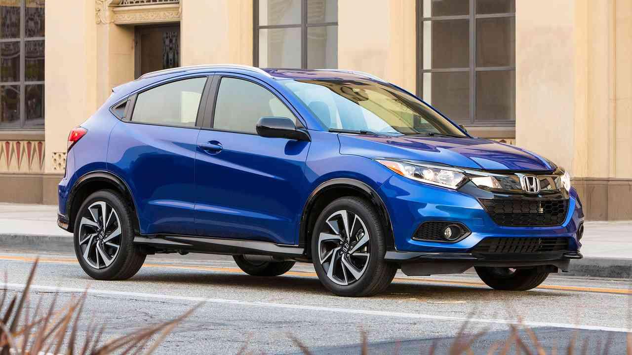Toyota CH-R vs. Honda HR-V- Described