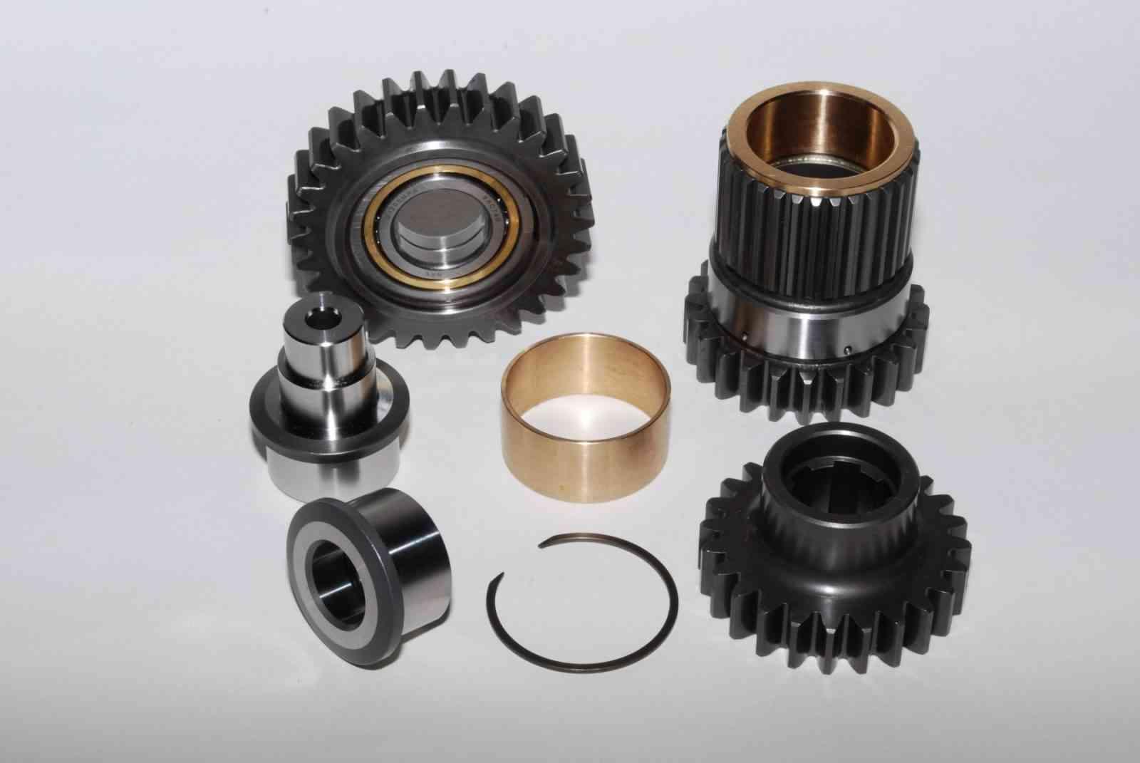 straight cut gears- explained
