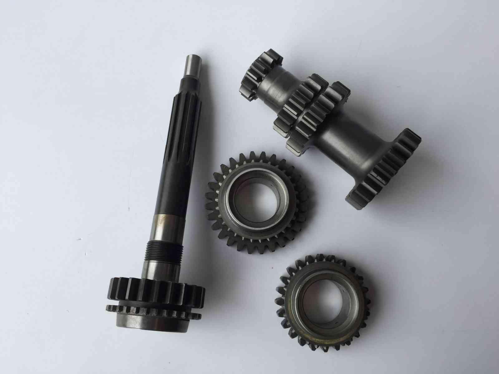 straight cut gears- understanding it all