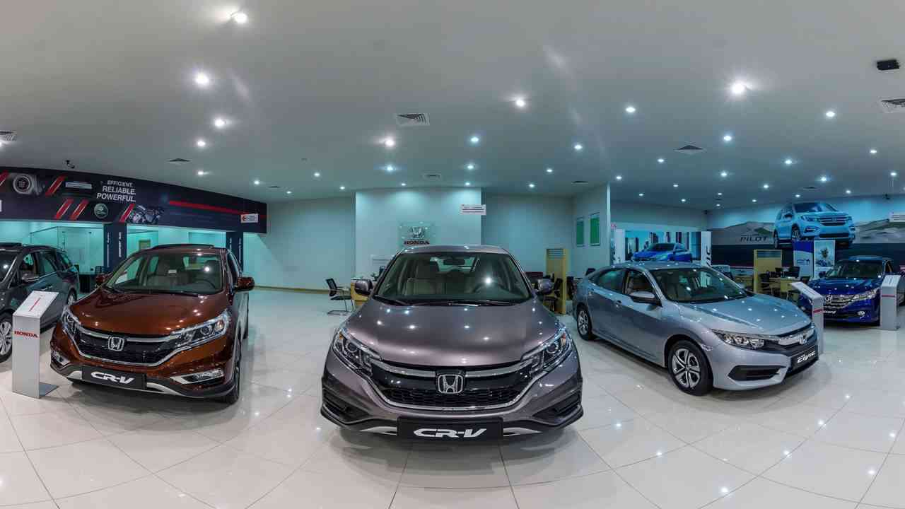 Honda CRV model comparison explained here