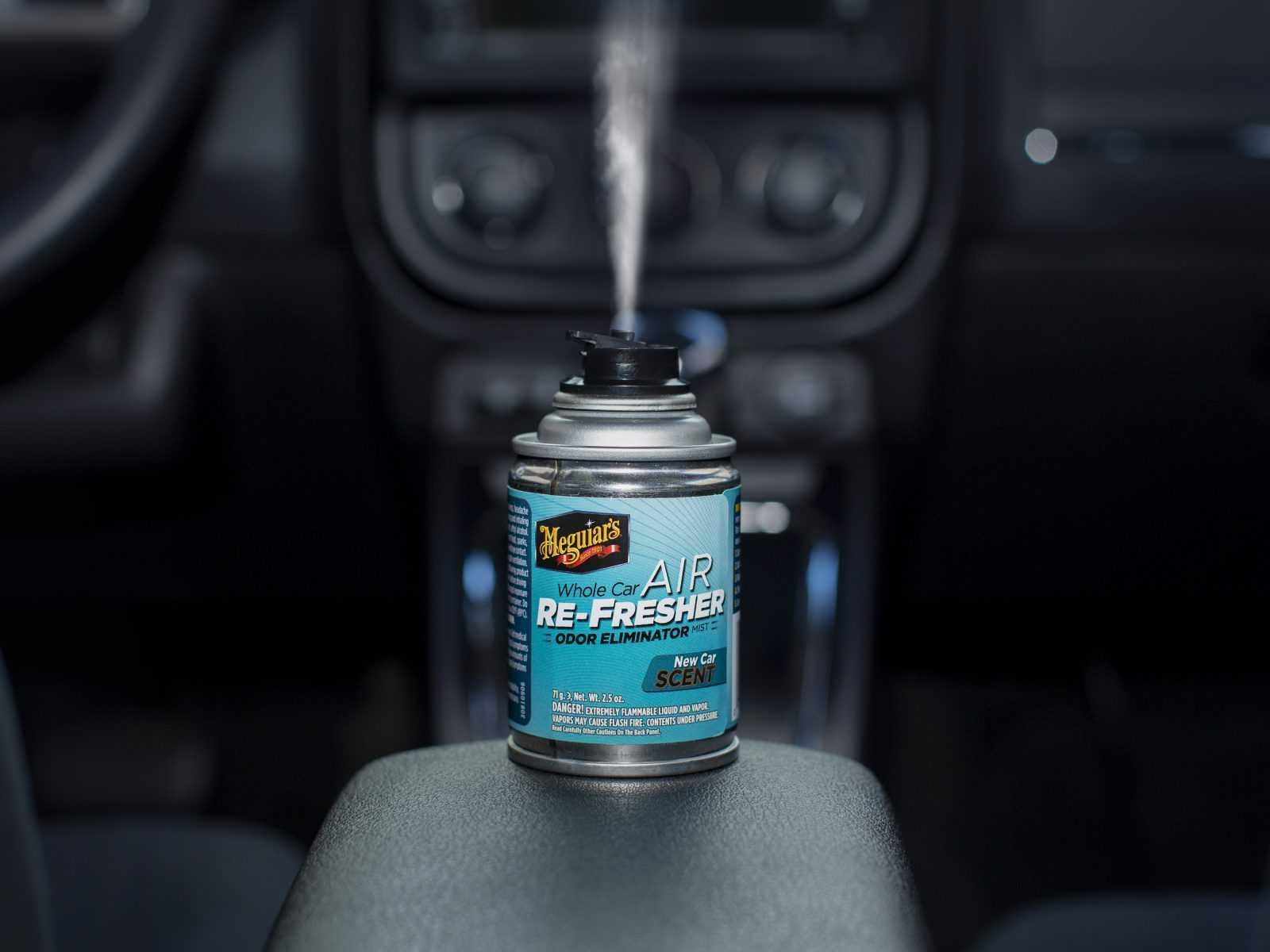 longest lasting car air freshener