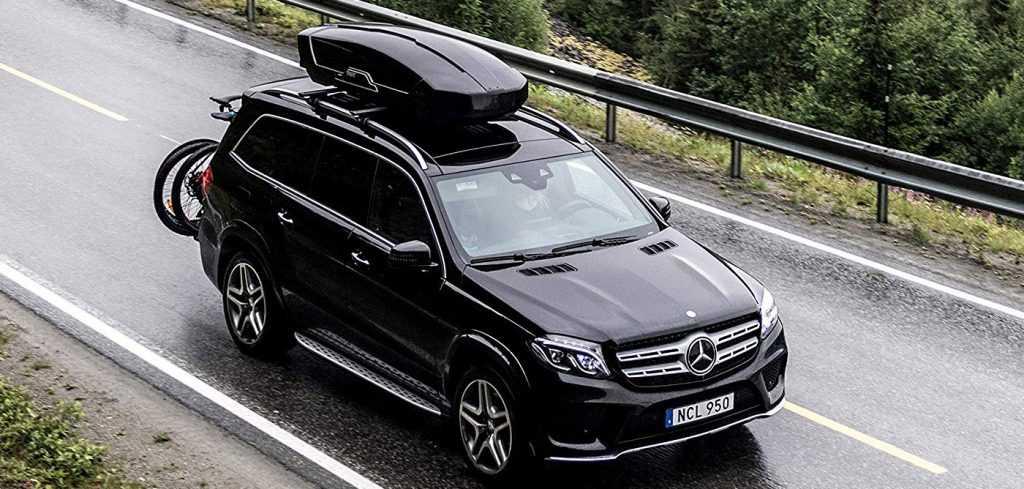 best rooftop cargo carrier