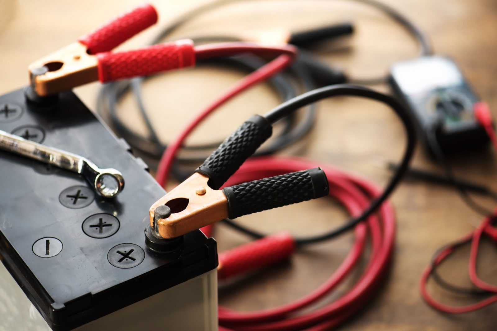 Charge your car's battery