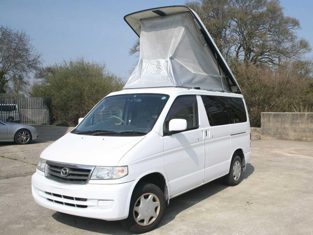Used Mazda Bongo Van For Sale   CAR FROM JAPAN