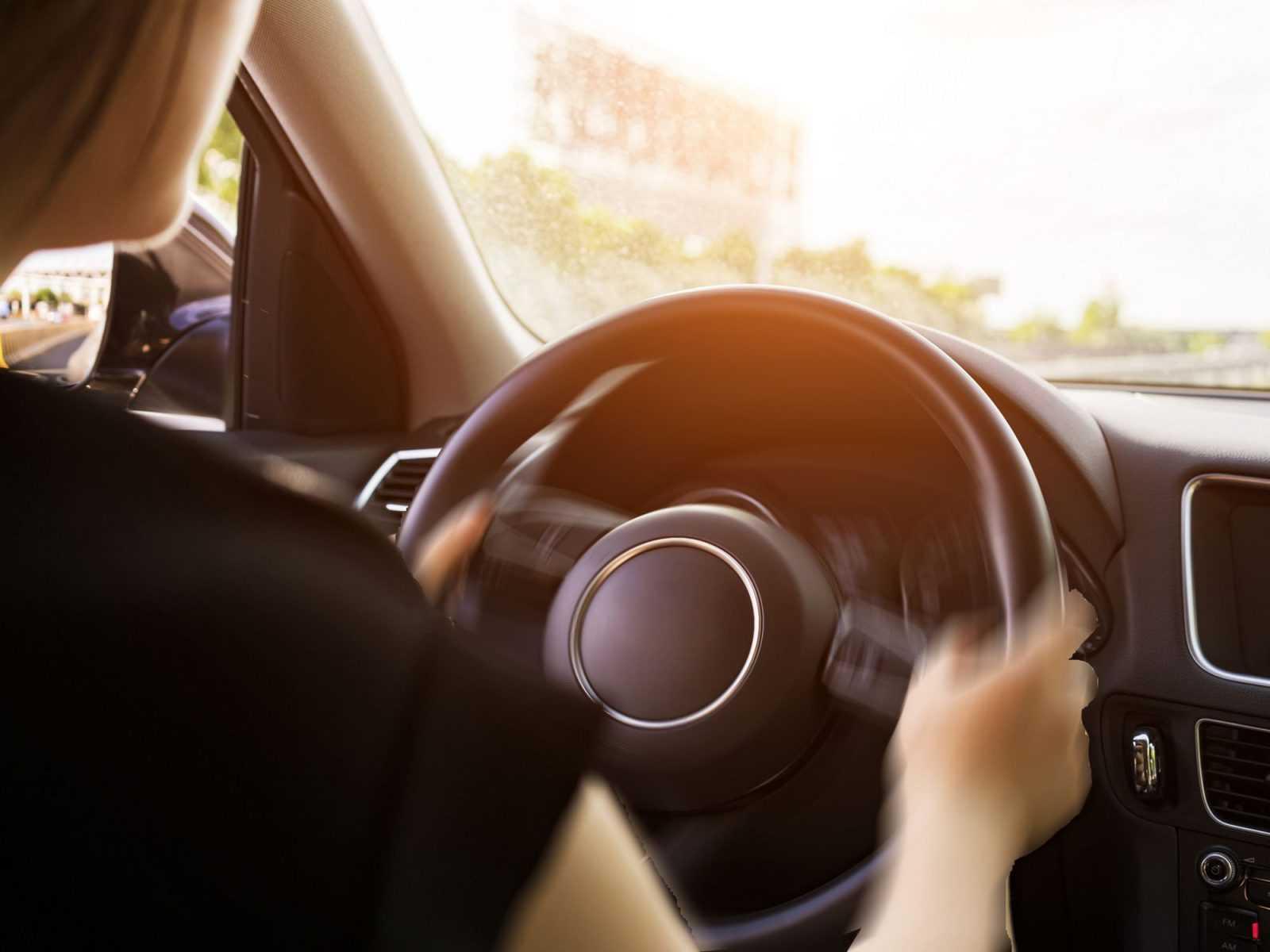 Car steering shake