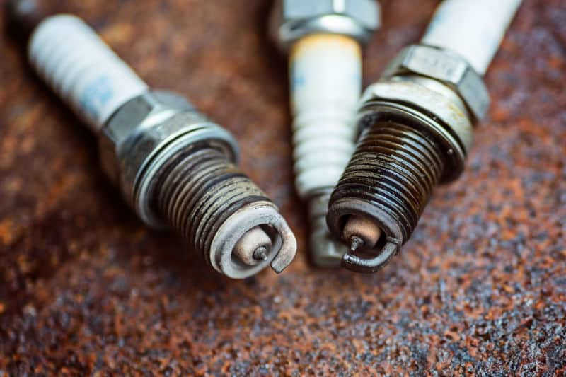 when to change spark plugs