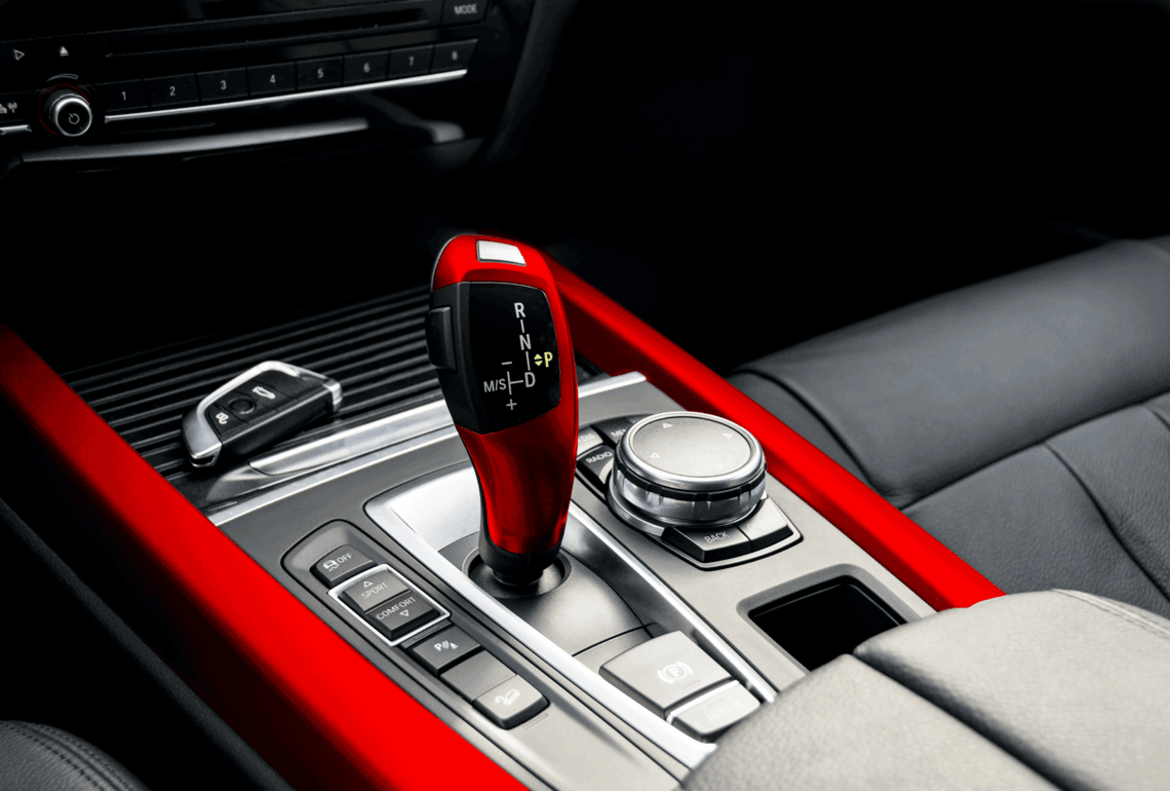 what causes an automatic transmission to shift hard?