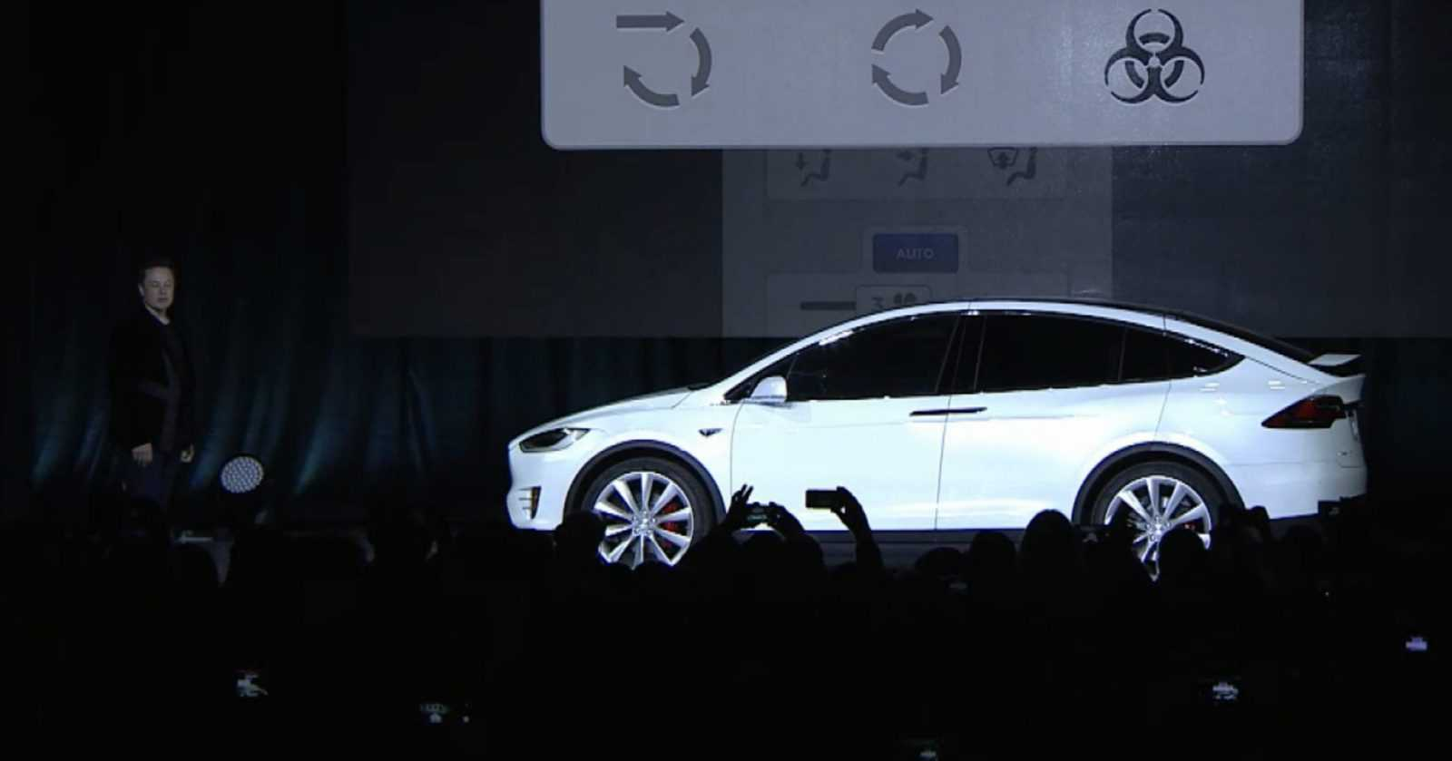 Tesla's system can filet bacteria, allergens, and smoke, and too at least 500 times better than the regular ones