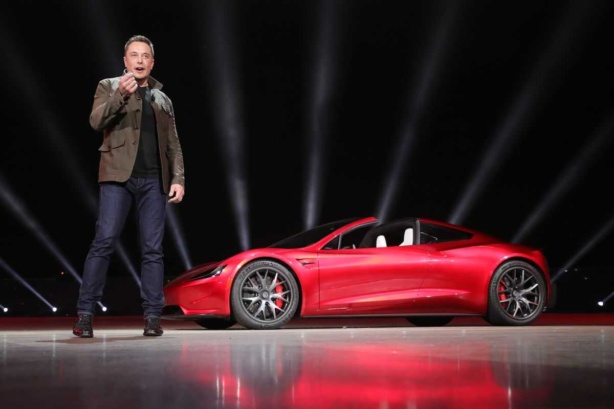 Elon Musk joined them later as Chairman after it was already established