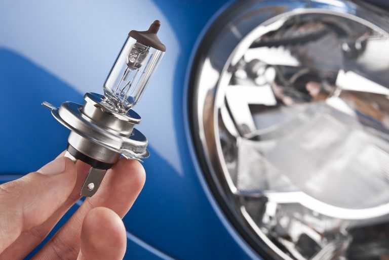 Inspect the bulb and its wires thoroughly for the problem