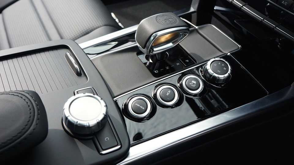 Electric transmissions shift gears automatically.
