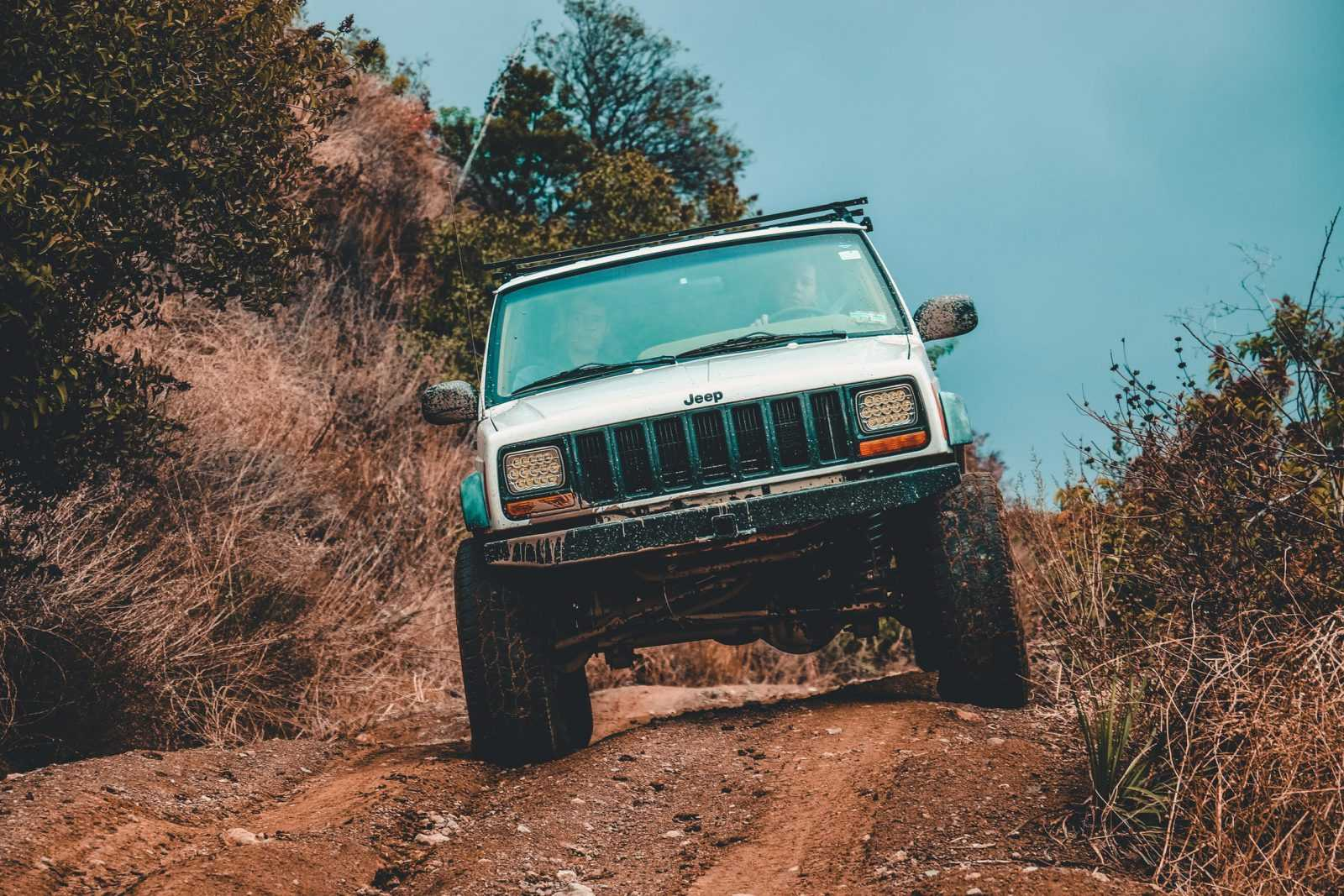 4WD too has its limitations