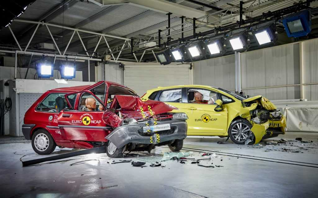 Why Modern Cars Are Safer Than Older Ones