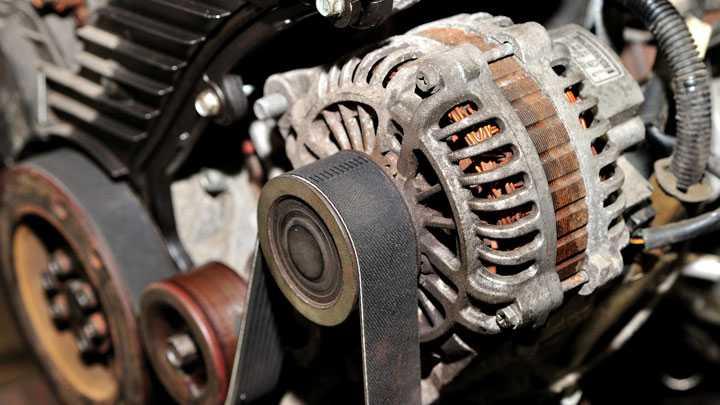how to test alternator