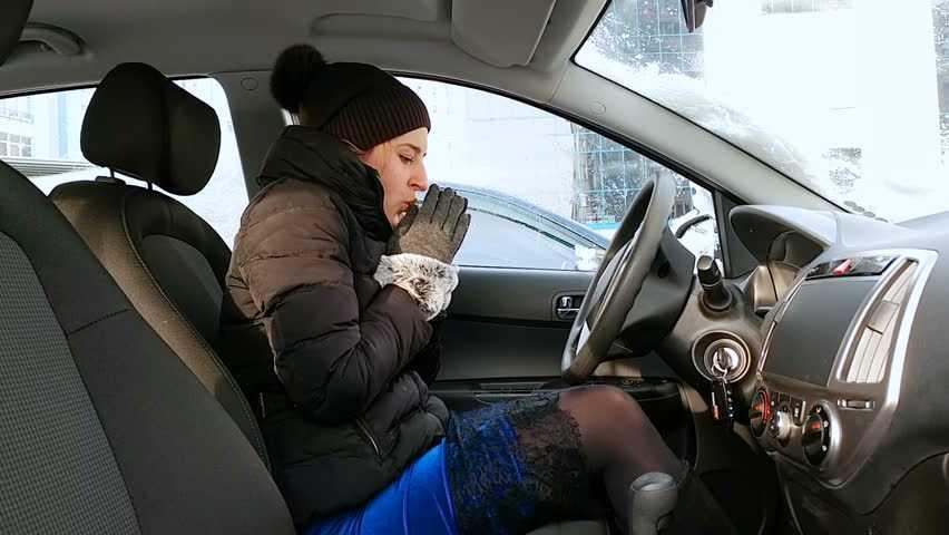 car heater not working