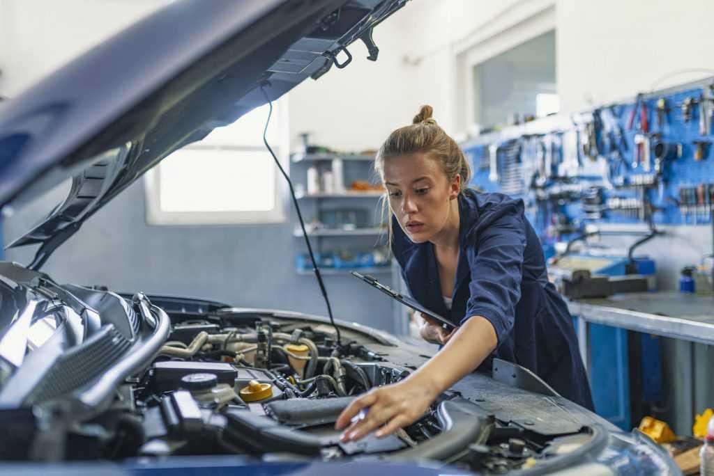 Mechanics required skills