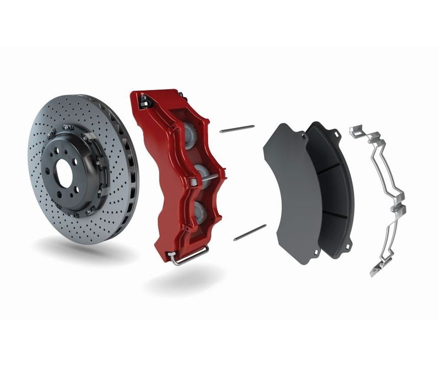 how to change brake caliper