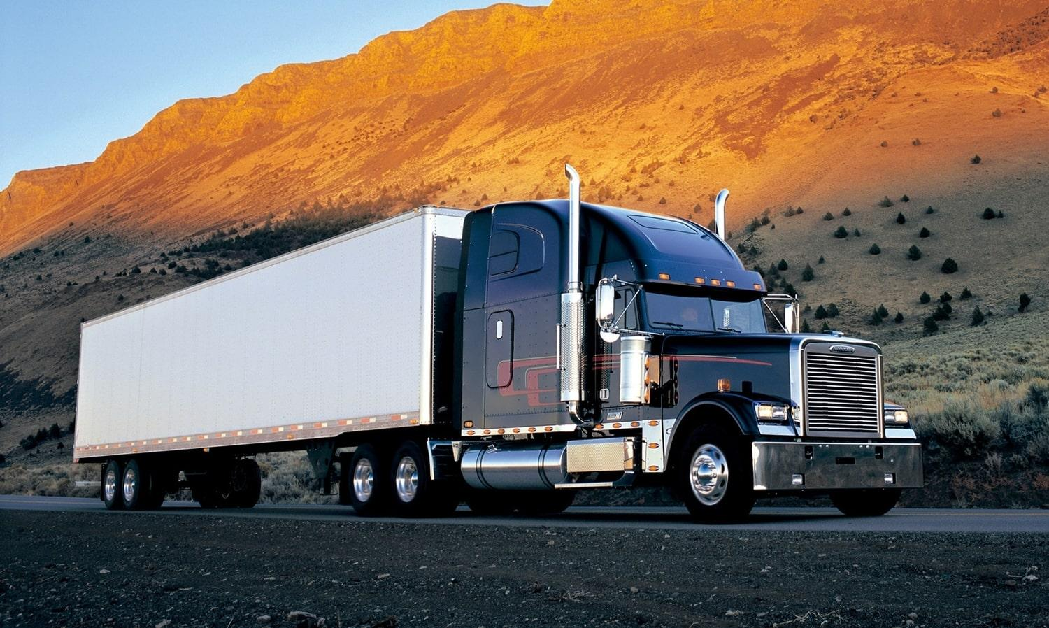 professional truck driving tips